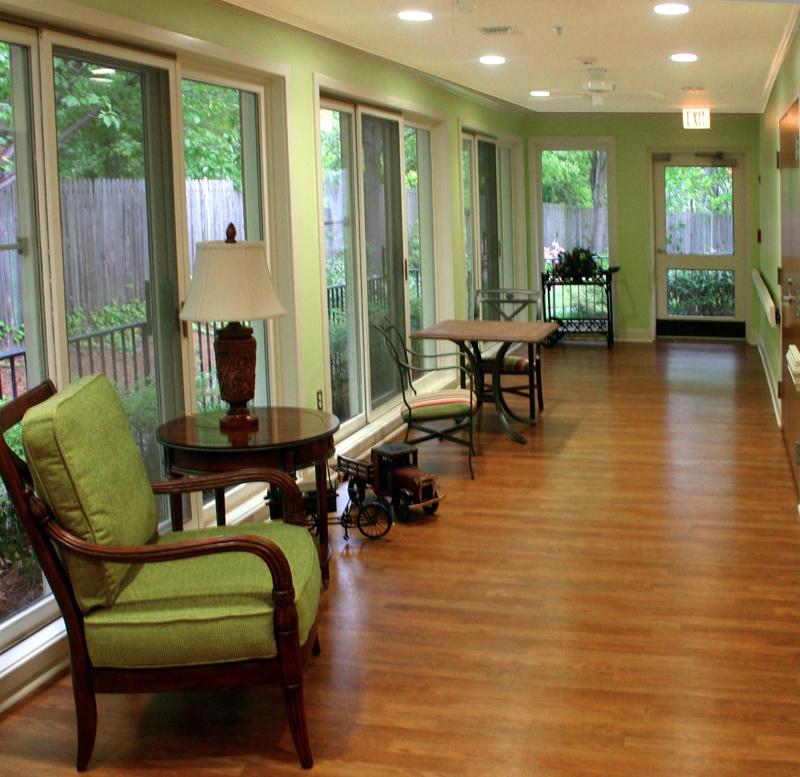 Arbor Acres Winston Salem Nc: Senior Living / Hospice Homes